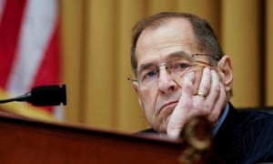 "Chairman of the House Judiciary Committee Nadler, Democrat of New York, holds a hearing on ""Executive Privilege and Congressional Oversight,"" in Washington."