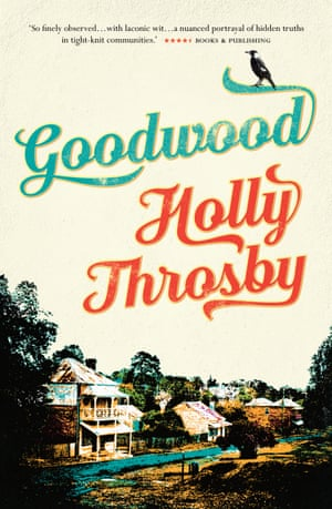 Cover image of Goodwood by Holly Throsby