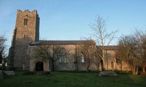 St Mary's in Newton Flotman, Norfolk