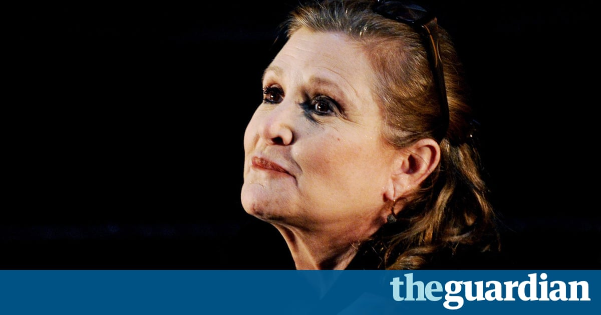 Carrie Fisher gave predatory producer a cow's tongue in a box – Trending Stuff