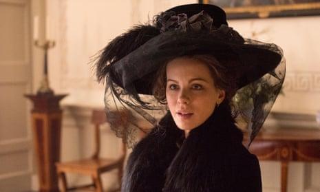 Scandalous heroine … Kate Beckinsale as Lady Susan