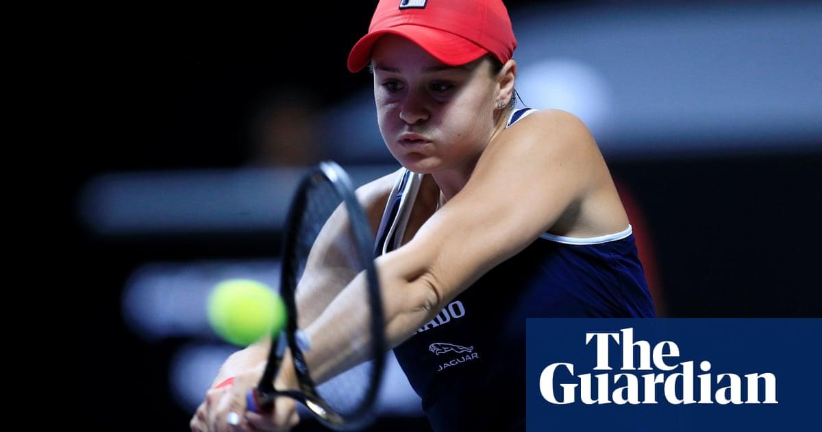Ashleigh Barty passes $10m of prize money in unprecedented tennis season
