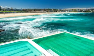 One of the most Instagrammed places in the world: Bondi Icebergs swimming club