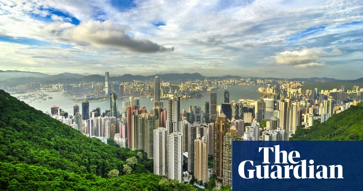 Hong Kong – city walking guide: Victoria Peak to Admiralty | Travel ...
