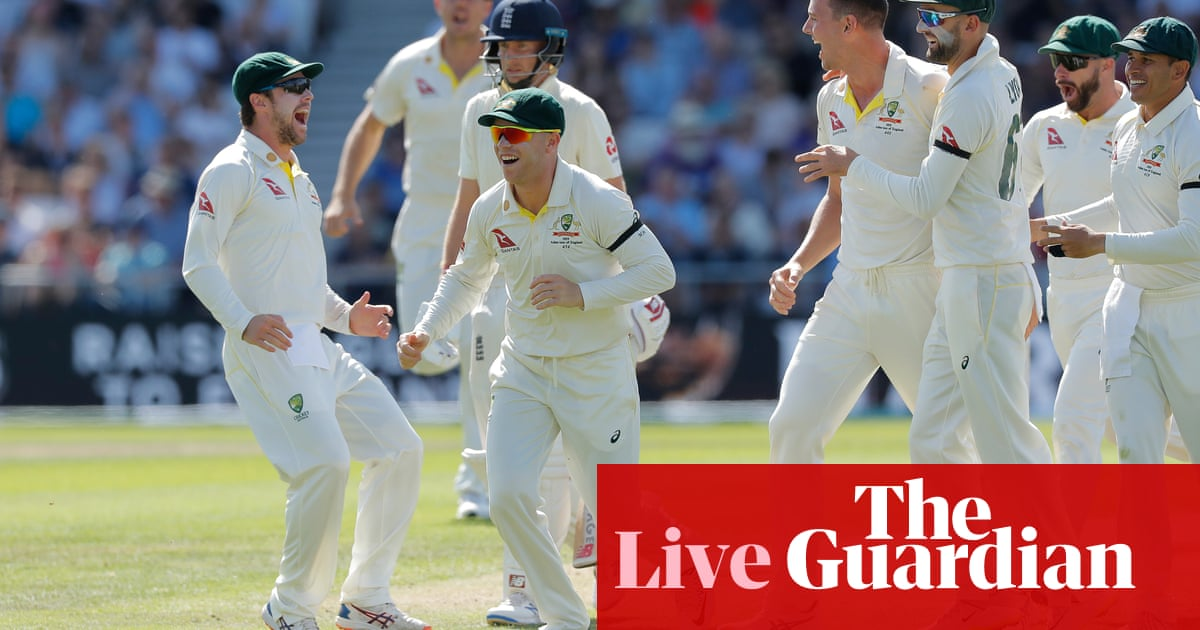 Ashes 2019: England v Australia, third Test day two – live!