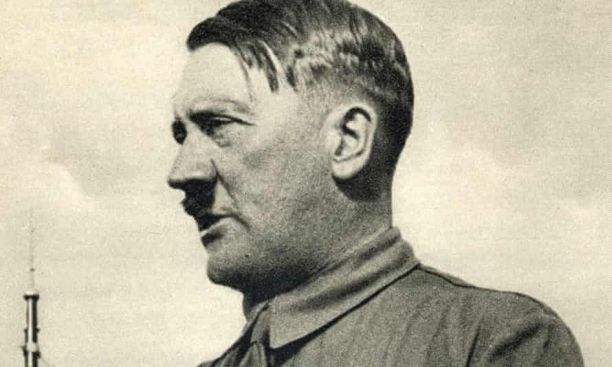 'Chemically induced confidence' … Ohler claims Hitler's drug regime hardened his resolve at the end of the second world war.