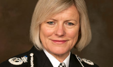 Sara Thornton, chair of the National Police Chiefs' Council.