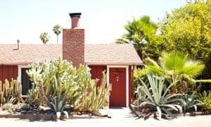 Ojai Rancho Inn, north of Los Angeles