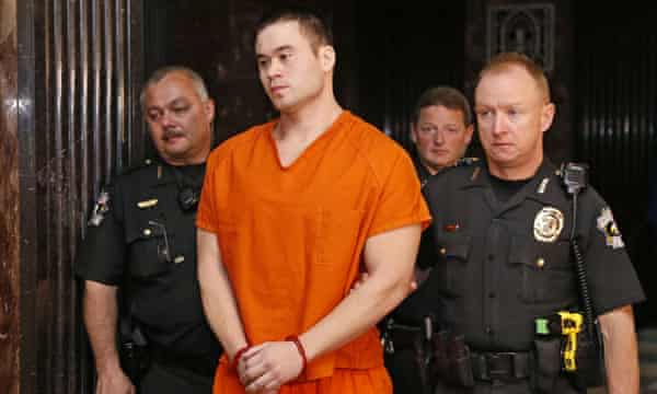 Daniel Holtzclaw was convicted of 18 charges of sexual assault.