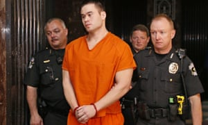 Daniel Holtzclaw was convicted last year on 18 counts of rape and sexual assault against black women while an officer of the Oklahoma City police department.
