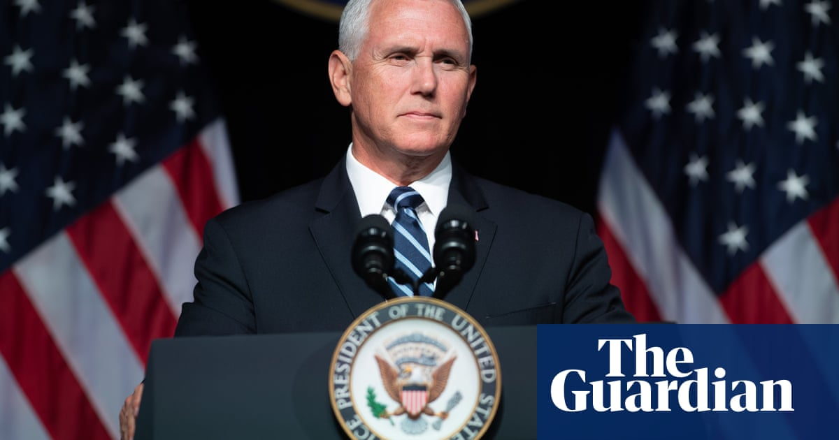 Space Force: Mike Pence launches plans for sixth military service