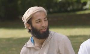 Khuram Butt in the Channel 4 documentary The Jihadis Next Door