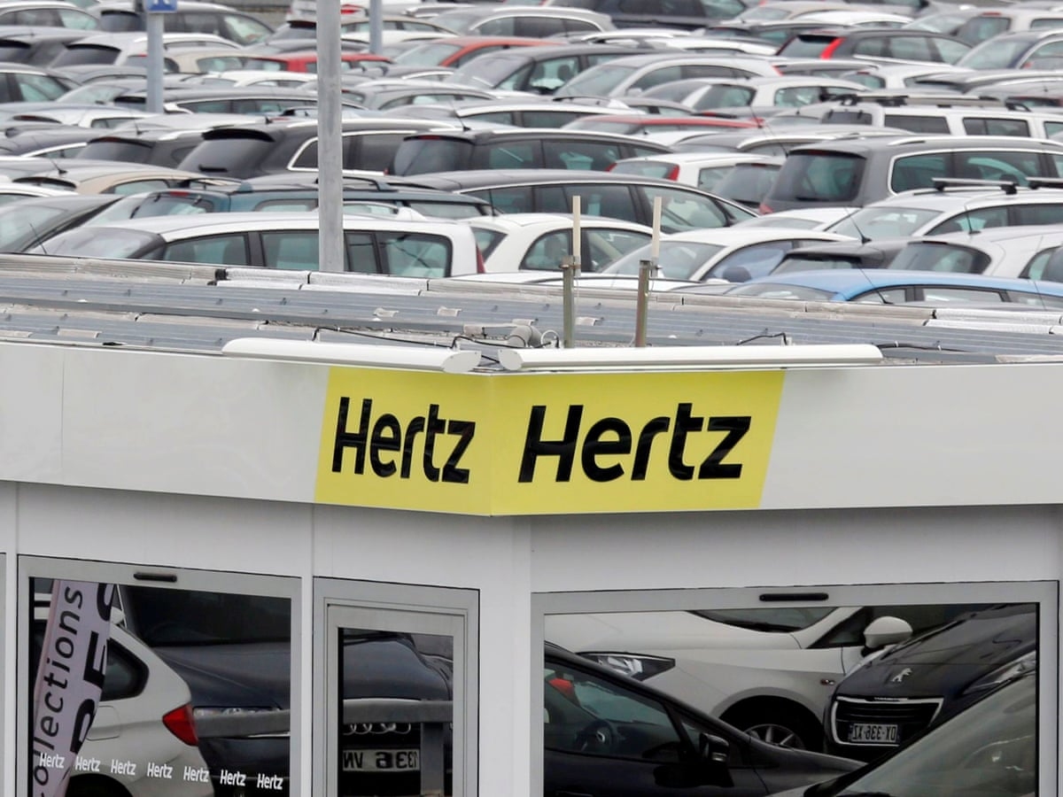 Car Rental Firm Hertz Files For Bankruptcy Protection In Us