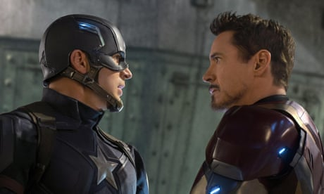 How superhero movies embraced wild west frontier libertarianism