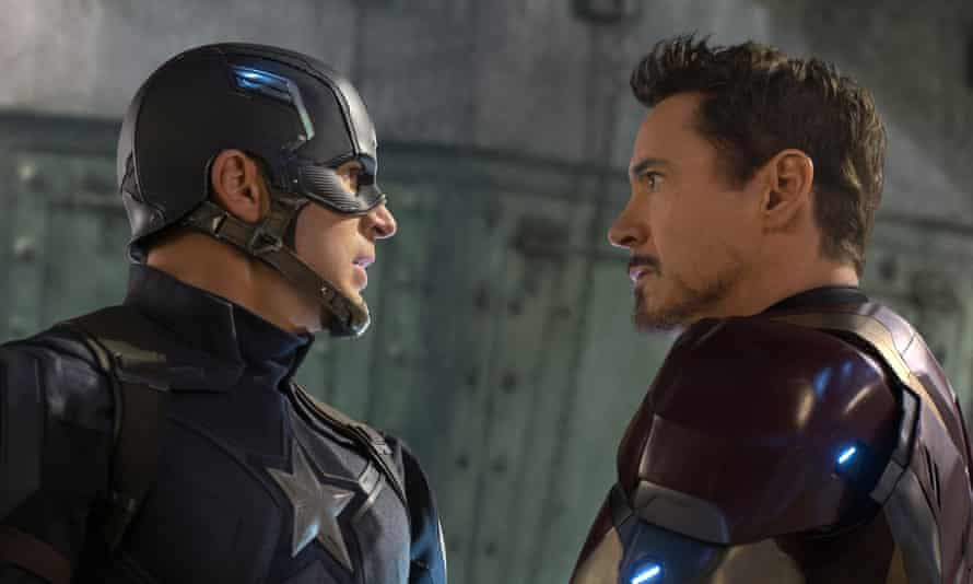 Captain America and Iron Man: a clash of philosophies