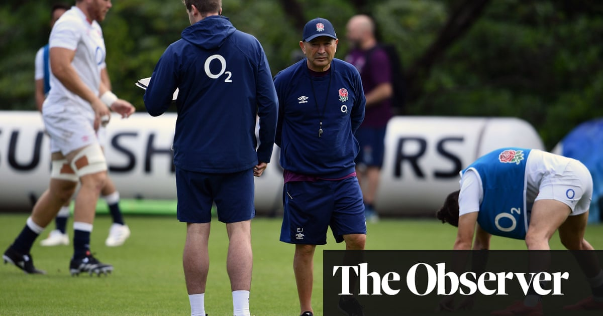 Every England player facing USA can make shirt their own, says Eddie Jones