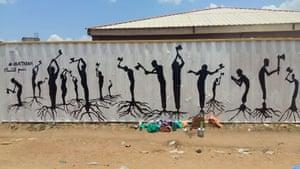 Ana Taban mural