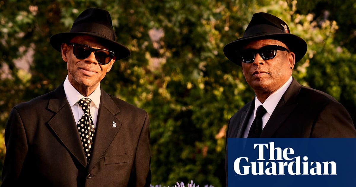 Jimmy Jam and Terry Lewis: 'Janet Jackson was fearless– she could do it all'
