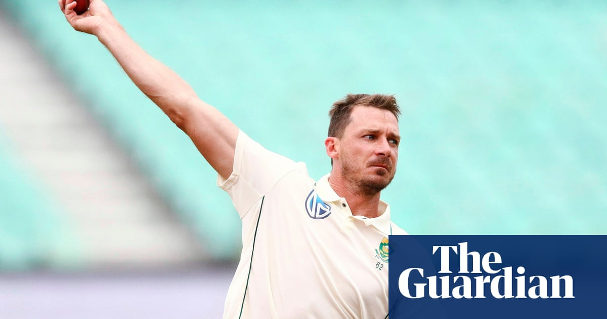 South Africa legend Dale Steyn announces retirement from cricket