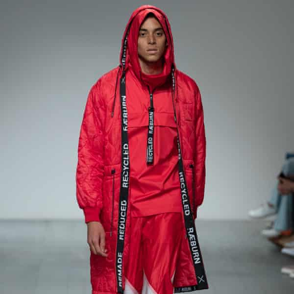 Success Is Sustainable For Designer Turning Waste Into Fashion Statement Fashion The Guardian
