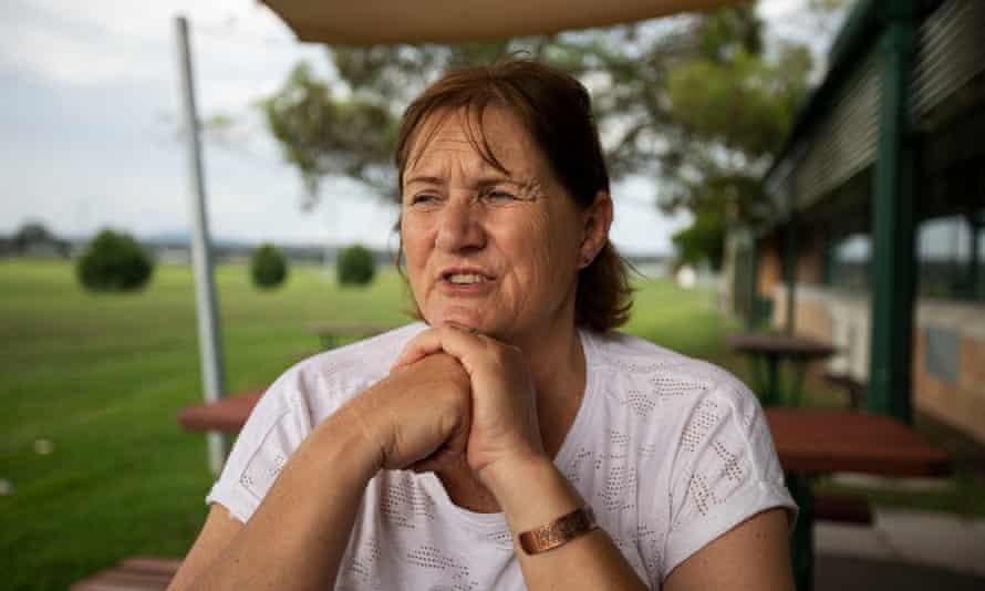 Mayor of Singleton Sue Moore.