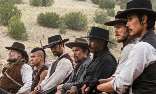 Denzel Washington on diversity western The Magnificent Seven: 'Audiences like to know who they're rooting for'