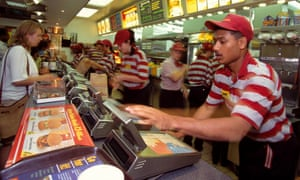 McDonald's lost a million customers last year and profits went with them.