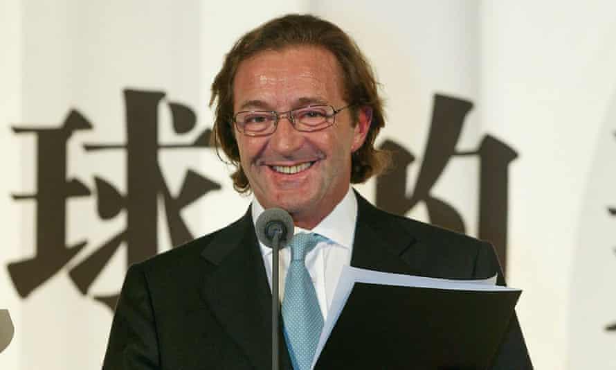 Gérald Marie in 2004.