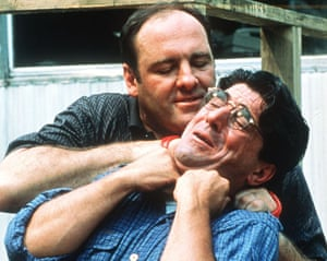 Tony Soprano, a man so violently, effectively intimidating that even as a viewer you felt a strange need to be in his good graces.
