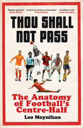 thou shall not pass - leo moynihan. book cover