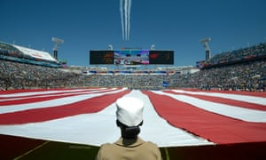 aab760b8 The NFL and the military: a love affair as strange and cynical as ever