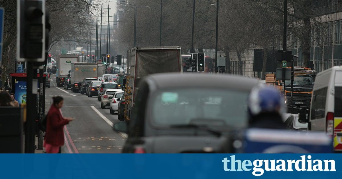 glamour sucia ': podría contaminado Marylebone Road ayudar a arreglar el aire de Londres?