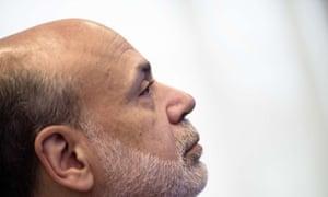 Bernanke.