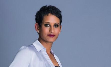 BBC presenter Naga Munchetty.
