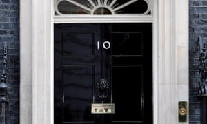 No 10 Downing Street.