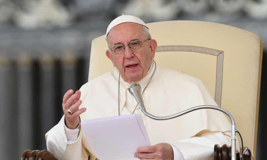 Pope Francis had initially dismissed accusations that Bishop Juan Barros witnessed sexual abuse of minors by a priest as 'calumny'.