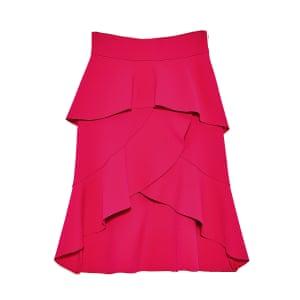 Pink frill, £49.99, zara.com