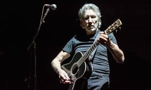 Roger Waters at Wembley Stadium, London in 2013