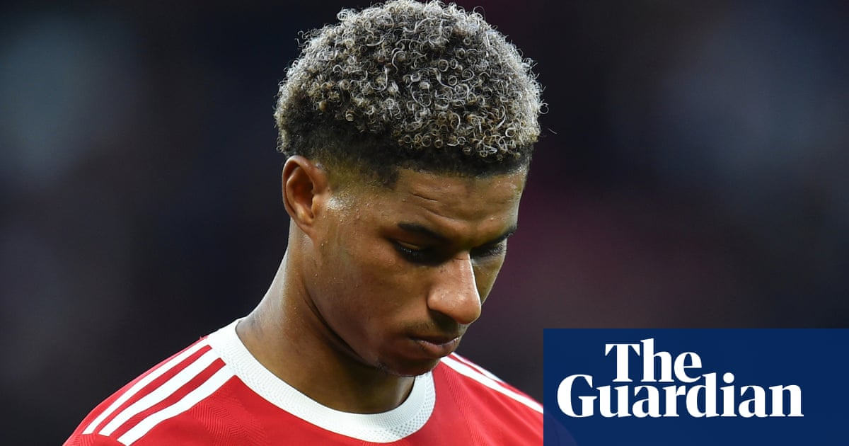 Rashford stayed off social media as he was 'embarrassed' by Liverpool defeat