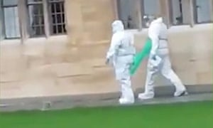 A coronavirus scare at Bristol University, which turned out to be a false alarm