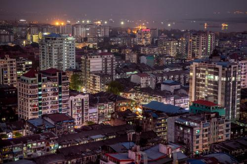 Myanmar has experienced rapid economic growth, but women's rights are slow to progress.