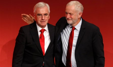 McDonnell and Corbyn