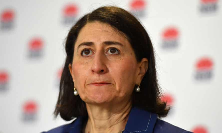 NSW premier Gladys Berejiklian announced on Sunday that the state had recorded 239 new locally acquired cases of Covid. She refused to say whether she had underestimated the Delta variant or should have acted quicker to call a snap lockdown for greater Sydney.