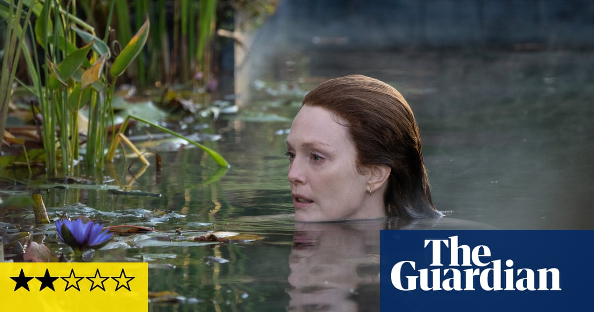Lisey's Story review – a swollen snoozefest from Stephen King