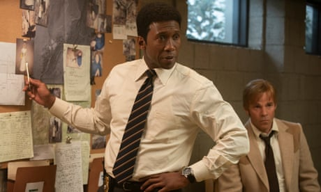 True Detective review – sufficiently gripping despite the