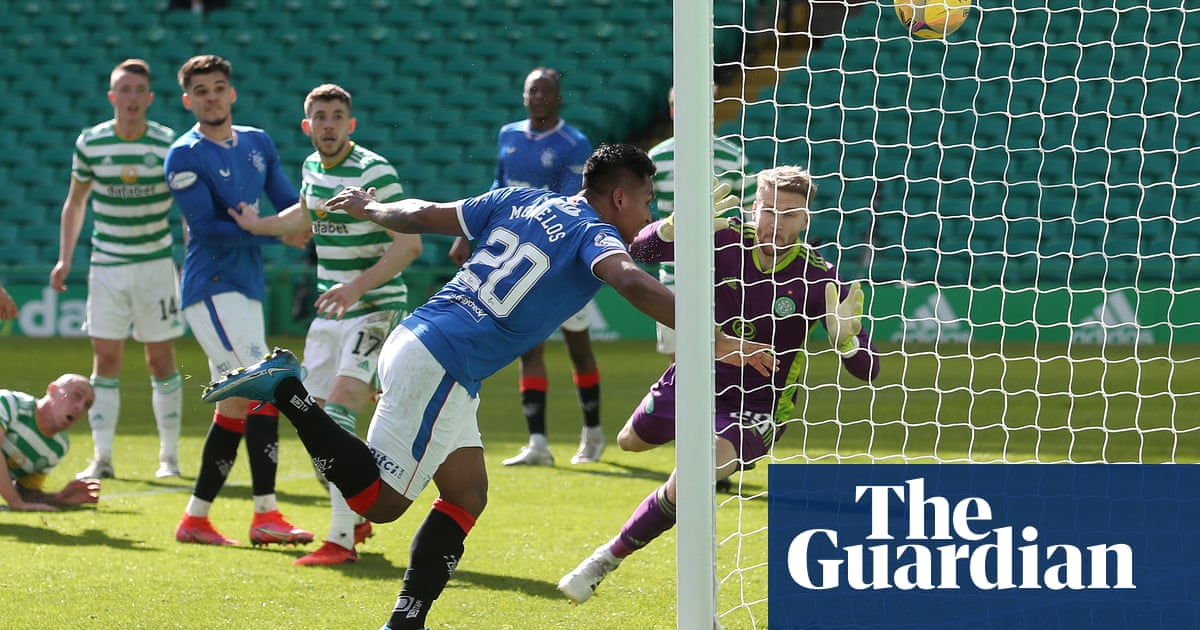 Police investigating alleged online racial abuse of Rangers' Alfredo Morelos