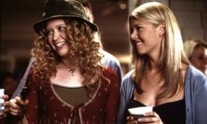 Early break: in 1999's American Pie with Tara Reid.