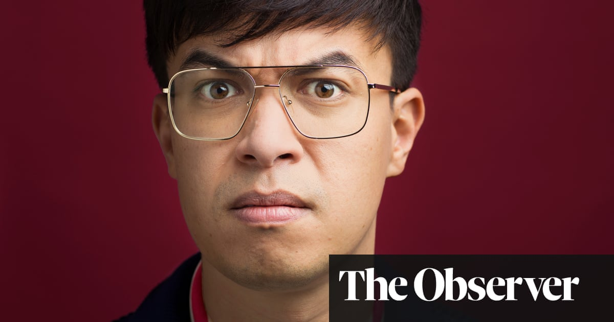 Phil Wang: 'It was a shock to find out how Asian I was'