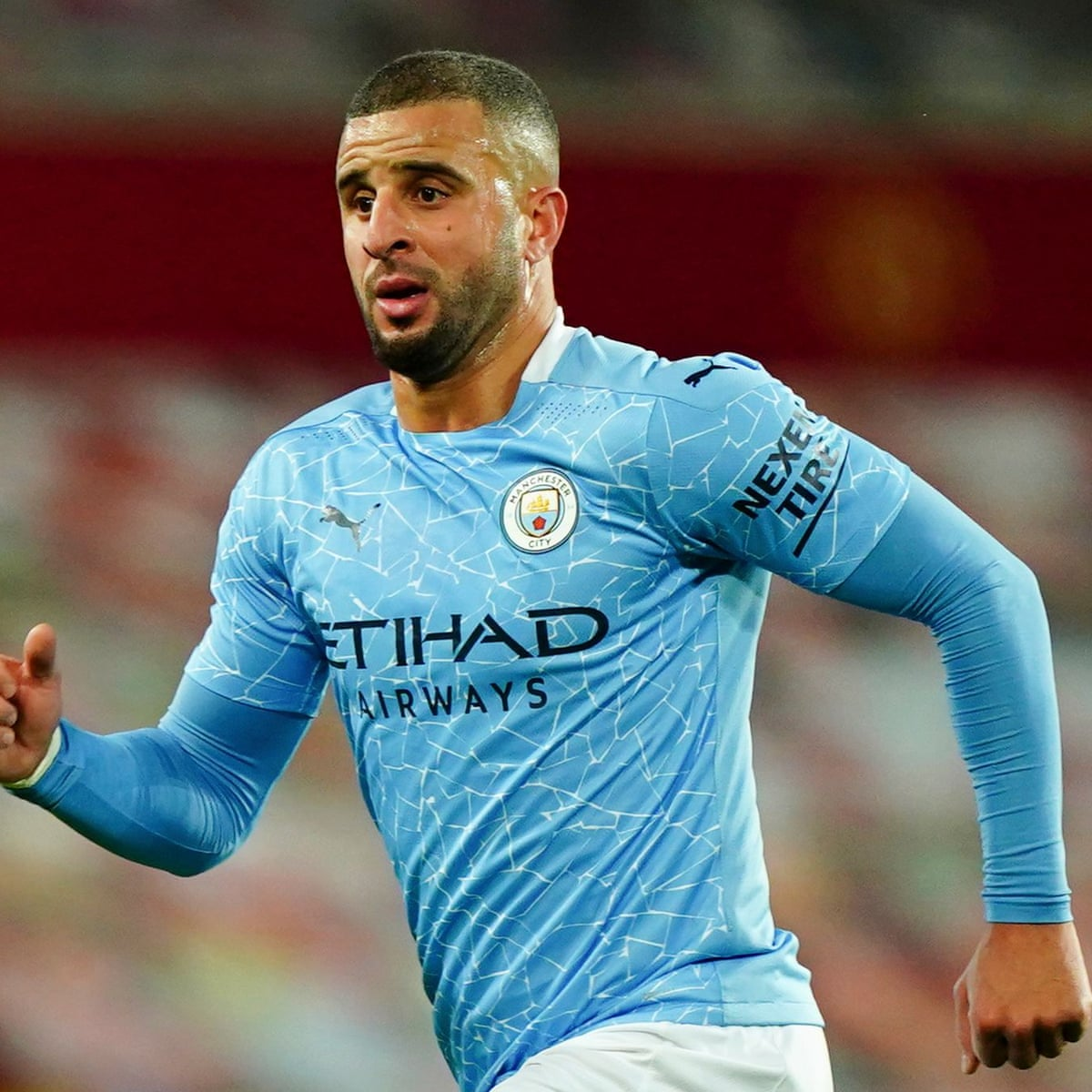 Manchester City S Gabriel Jesus And Kyle Walker Test Positive For Covid 19 Manchester City The Guardian