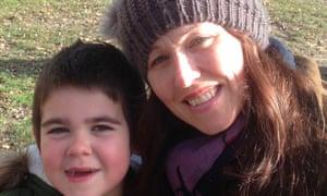Hannah Deacons says her son Alfie hasn't had a seizure since he began taking the full leaf oil again.